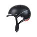 Safe-Tec SK8 Plus commuter helmet with Alexa turn signal break lights and bone conduction speakers