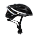 Safe-Tec Tyr 3 bicycle helmet with MIPS turn signal break lights and bone conduction speakers
