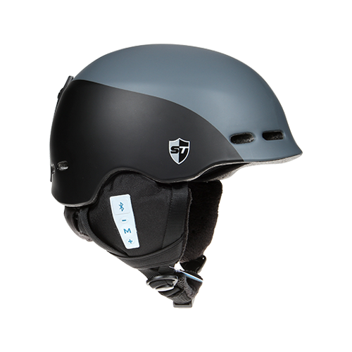 Safe-Tec Odin 2 ski and snowboard helmet with bluetooth and speakers