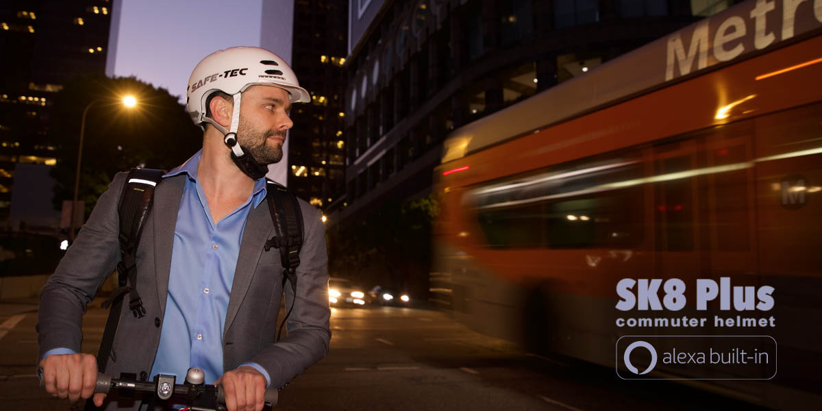 Safe-Tech Smart Sport Helmets